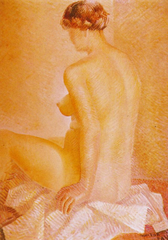 Study of Nude 1925