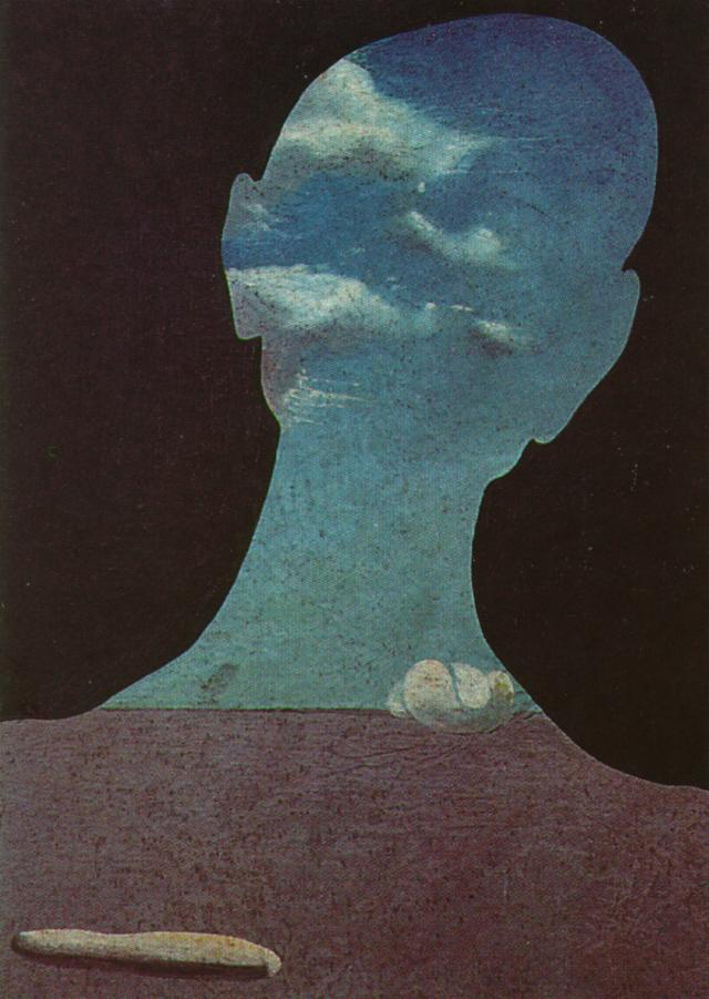 Man with His Head Full of Clouds 1936