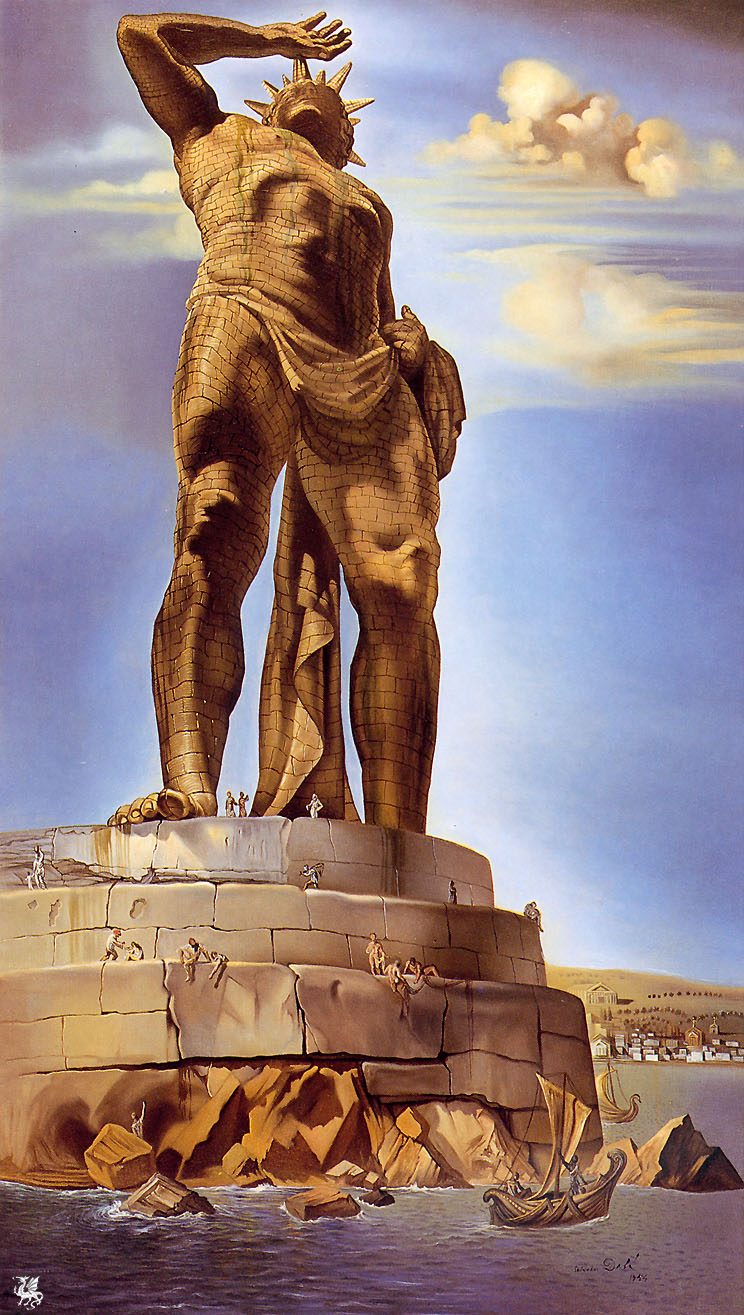 The Colossus of Rhodes 1954