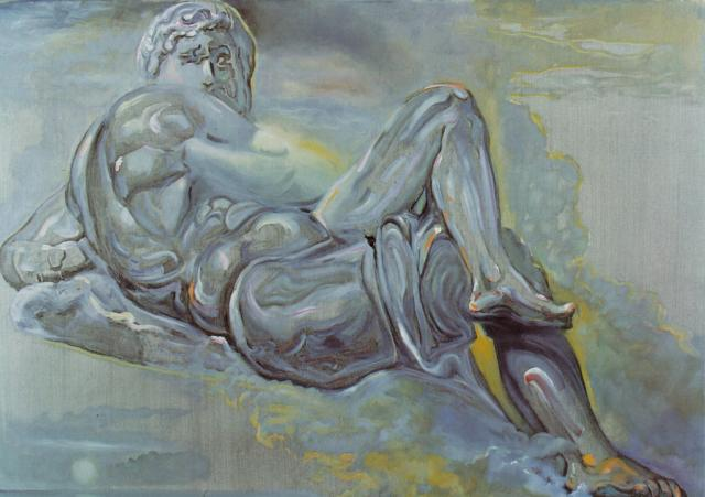 After 'The Day' by Michelangelo 1982