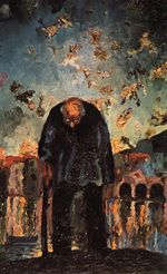 Crepuscular Old Man 1918