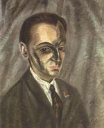 Portrait of Jose M. Torres 1920