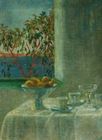 Still Life by a Window 1920