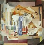 Crystalline Still Life 1923